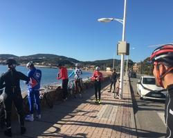Stars'n'Bikes - Cagnes-sur-mer -Evènements sportif - sortie vélo Agay
